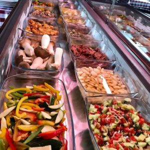Italian Food – Antipasto