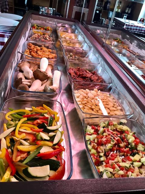 Italian Food – Antipasto