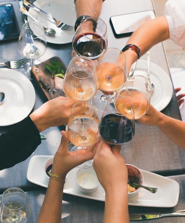 Sie lieben Wein?
